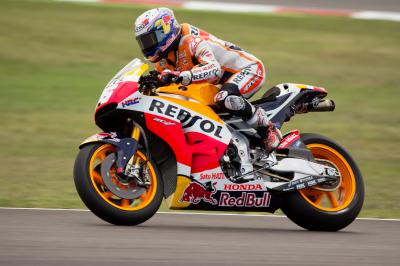 "Pedrosa: ""Let's see how the weather is"""