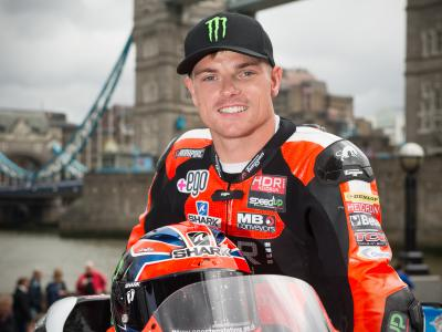 Sam Lowes con Gresini in Moto2™ nel 2016