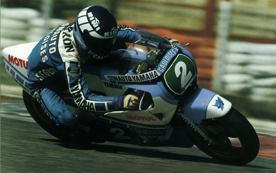Christian Sarron, 1984