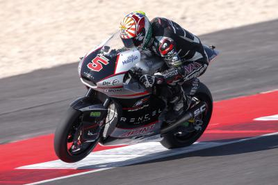 "Zarco: ""I will try to be calm"""