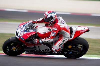 """Dovizioso: """"Aragon auf der GP15 interessant"""""""