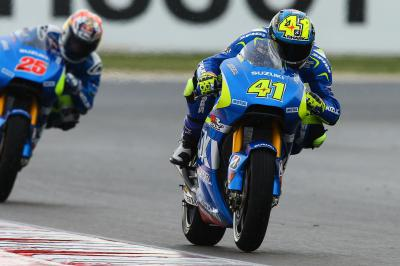 """Espargaro: """"We need some more acceleration"""""""