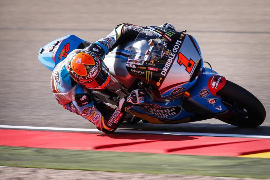 Tito Rabat, EG 0,0 Marc VDS, Aragón GP FP2