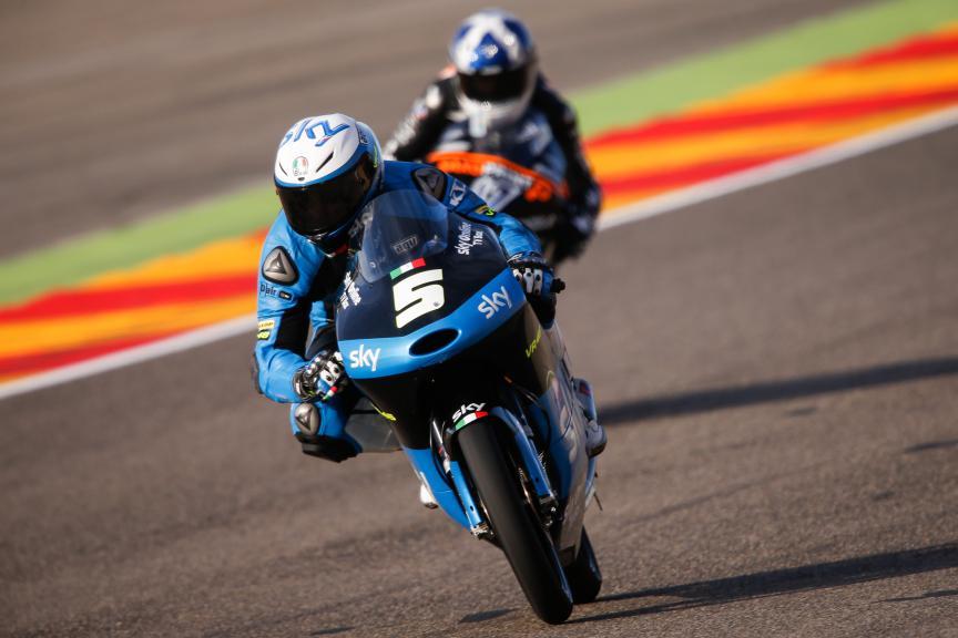 Romano Fenati, SKY Racing Team VR46, Aragón GP FP2