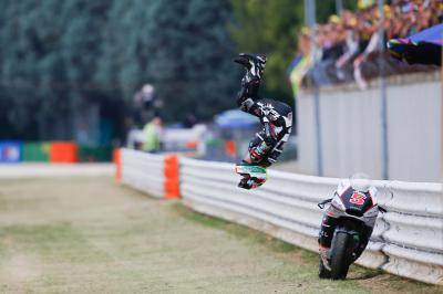 "Zarco Interview: ""All that matters is lifting the title"""