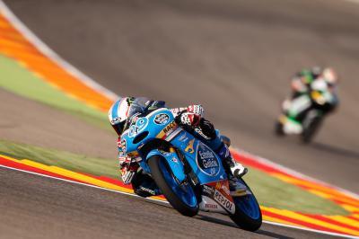 Navarro: «Tenía ganas de volver a subirme a la moto»