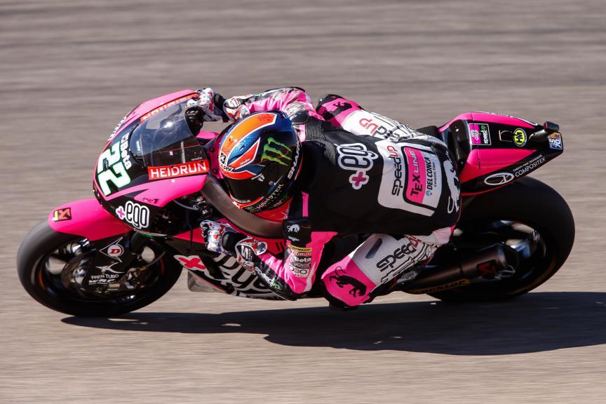Sam Lowes, Speed Up Racing, Aragón GP FP2
