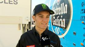 The Spanish rider comes back to the Championship after missing the Misano race due to an injury.