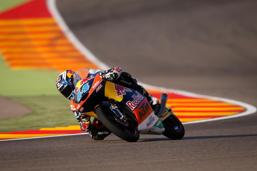 Miguel Oliveira, Red Bull KTM Ajo, Aragón GP FP2