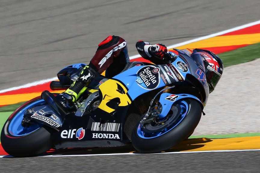 Scott Redding, EG 0,0, Marc VDS, Aragón GP FP2