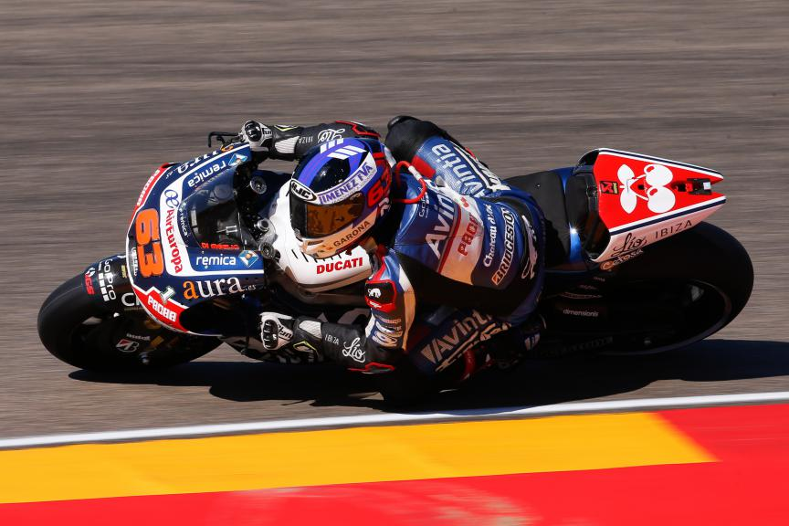 Mike Di Meglio, Avintia Racing, Aragón GP FP2