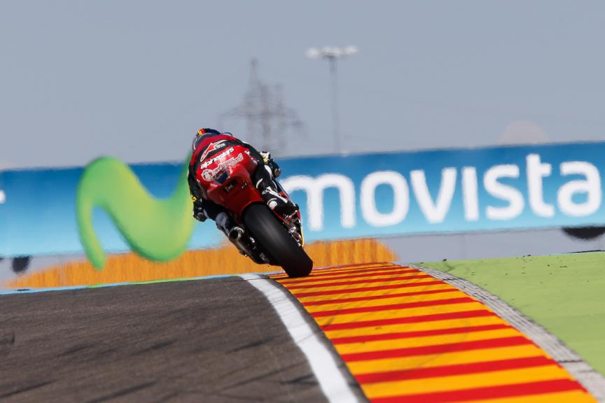 Jonas Folger, AGR Team, Aragón GP FP2