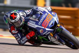Lorenzo : « La pole de demain va être rapide »