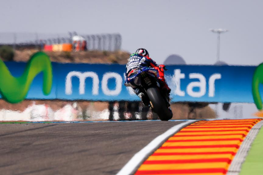 Jorge Lorenzo, Movistar Yamaha MotoGP, Aragón FP2