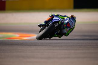 "Rossi: ""Jorge was a little bit faster"""