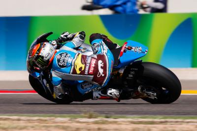 Rabat remains on top in Moto2™ FP3
