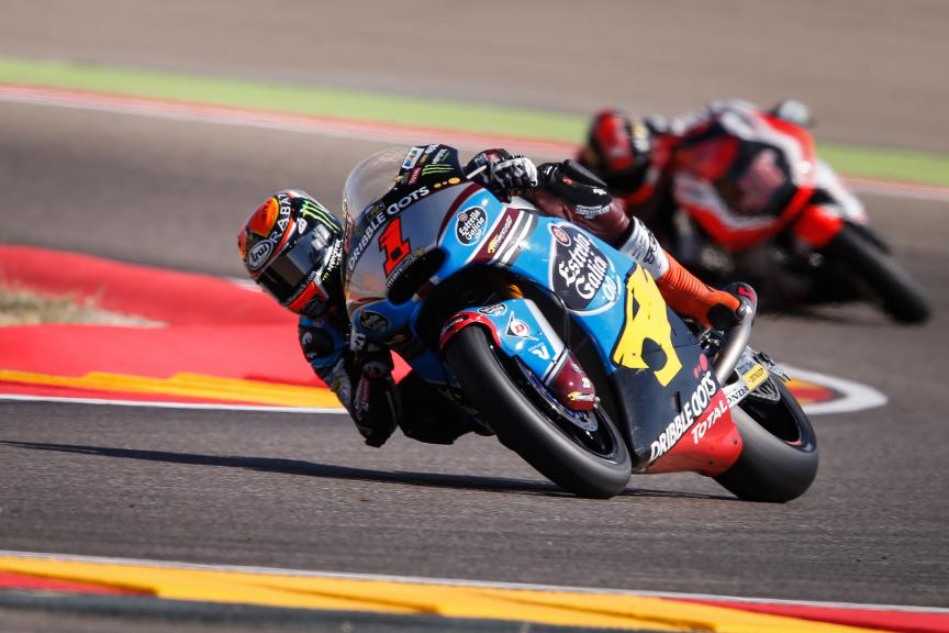 Tito Rabat, EG 0,0 Marc VDS, Aragón GP QP