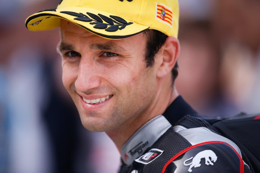 Johann Zarco, Ajo Motorsport, Aragón GP QP