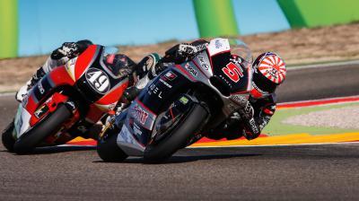 Moto2™ en Aragón: Guía de carrera