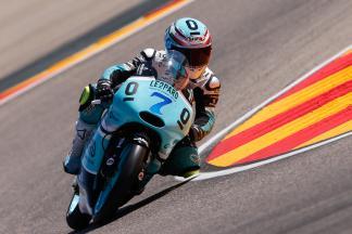 Vázquez, a ritmo de récord en la FP3 de Moto3™