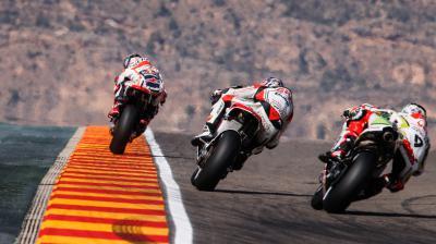 MotoGP™ en Aragón: Guía de carrera