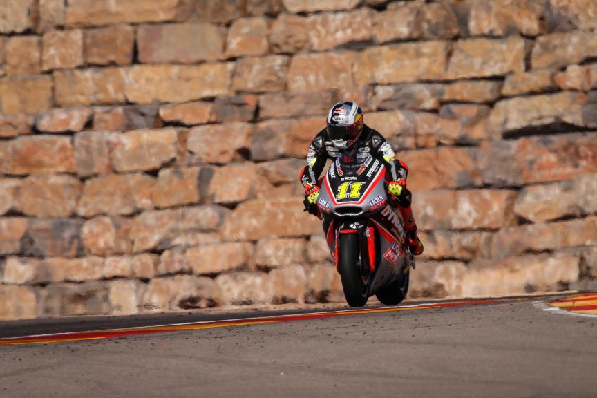 Sandro Cortese, Dynavolt Intact GP, Aragón GP QP