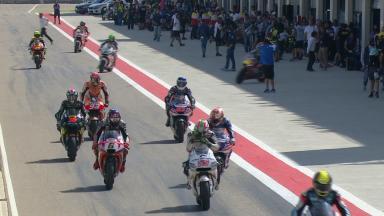 #AragonGP: MotoGP™ Free Practice 4