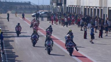 #AragonGP: MotoGP™ Free Practice 3