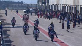The third Free Practice session of the MotoGP™ World Championship at the #AragonGP.