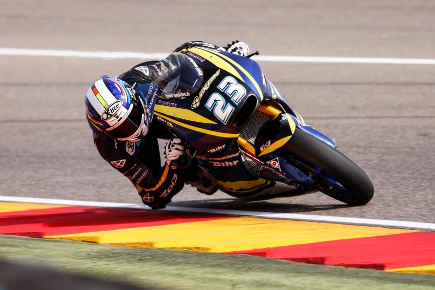 Marcel Schrotter, Tech 3, Aragón GP QP