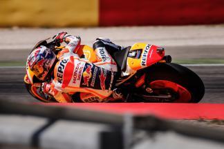 Dani Pedrosa, Repsol Honda Team, Aragón GP FP3