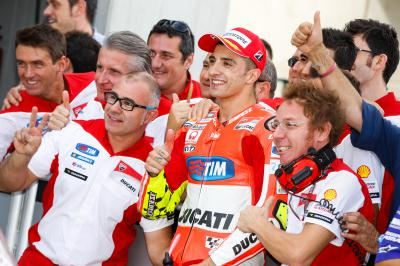"Iannone: ""Today was rather a difficult day for me"""