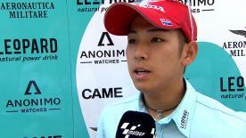 21番手だった尾野弘樹が公式予選を振り返る。
