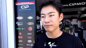 28番手だった鈴木竜生が公式予選を振り返る。