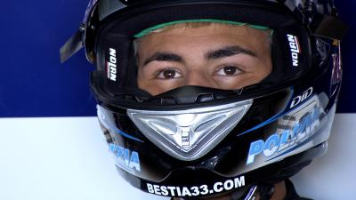 Vídeo gratuito: Revive la pole position con Bastianini