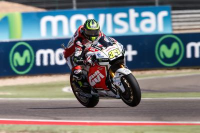 "Crutchlow: ""We need to improve in sector one"""