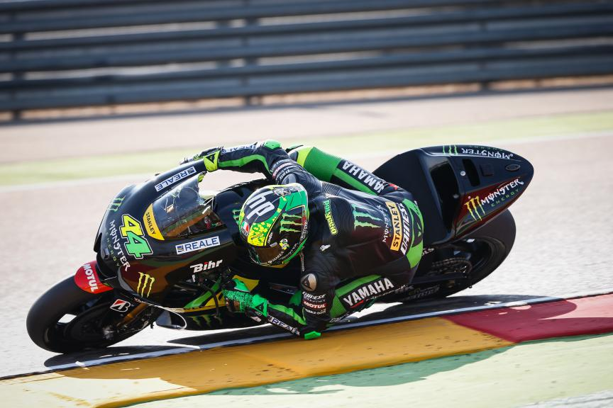 Pol Espargaro, Monster Yamaha Tech 3, Aragón GP Q1