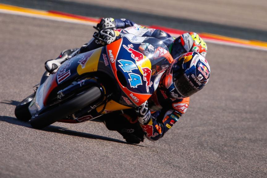 Miguel Oliveira, Red Bull KTM Ajo, Aragón GP QP