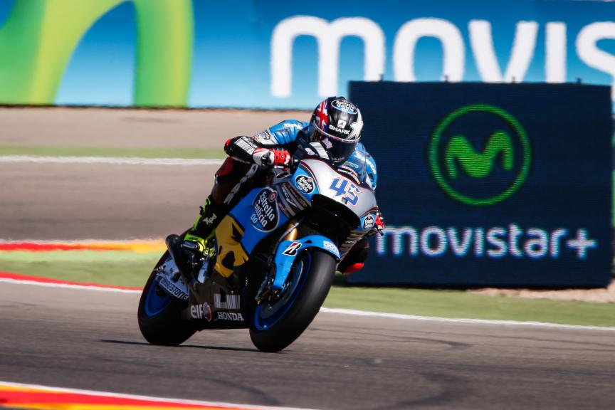 Scott Redding, EG 0,0, Marc VDS, Aragón GP Q1