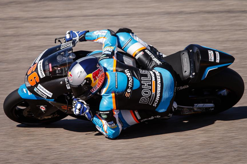 Florian Alt, E-Motion Iodaracing Team, Aragón GP QP