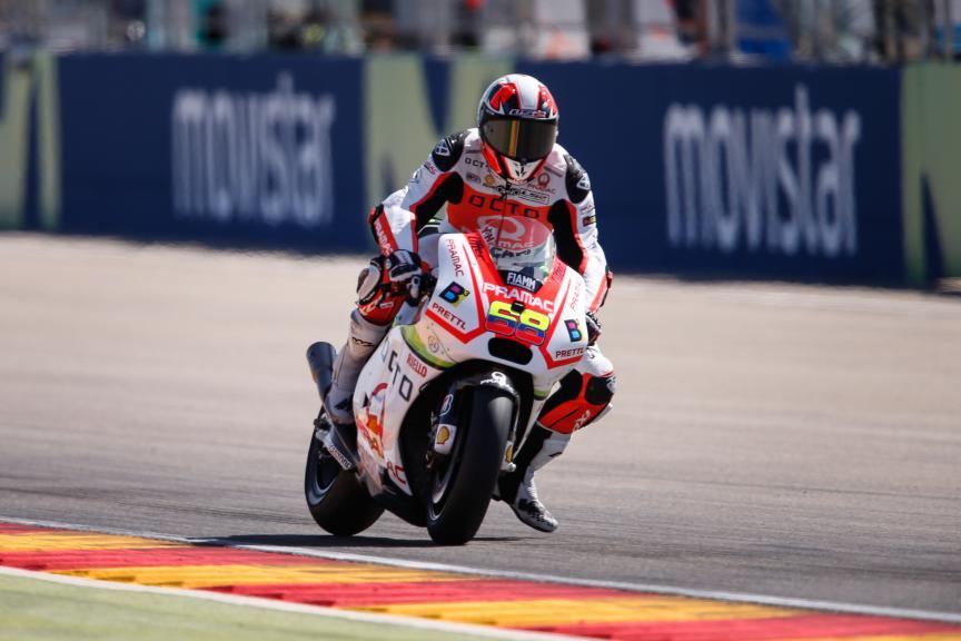 Yonny Hernandez, Octo Pramac Racing, ARG RACE