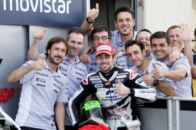 "Laverty: ""It means we have a nice decision to make tomorrow"