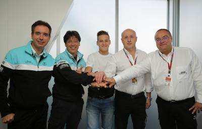 Leopard Racing signs Quartararo for 2016