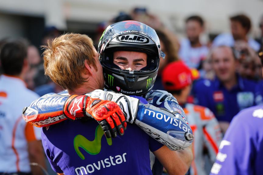 Jorge Lorenzo, Movistar Yamaha MotoGP, Aragón GP RACE