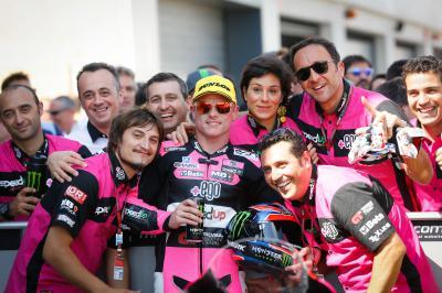 Lowes: 'Contento di essere tornato sul podio'