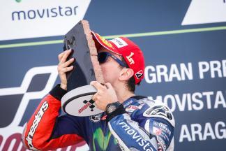 Lorenzo: 'Una vittoria importante'