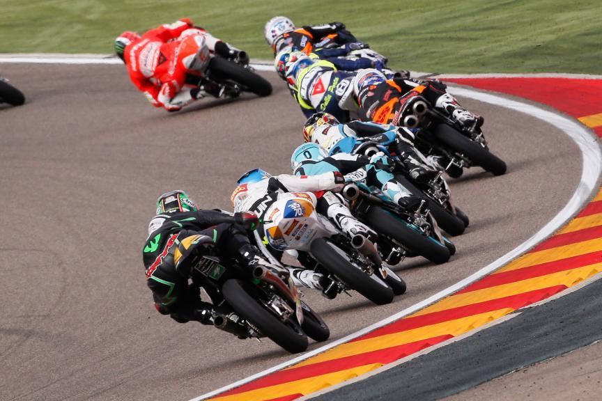 Moto3 Aragón GP Race