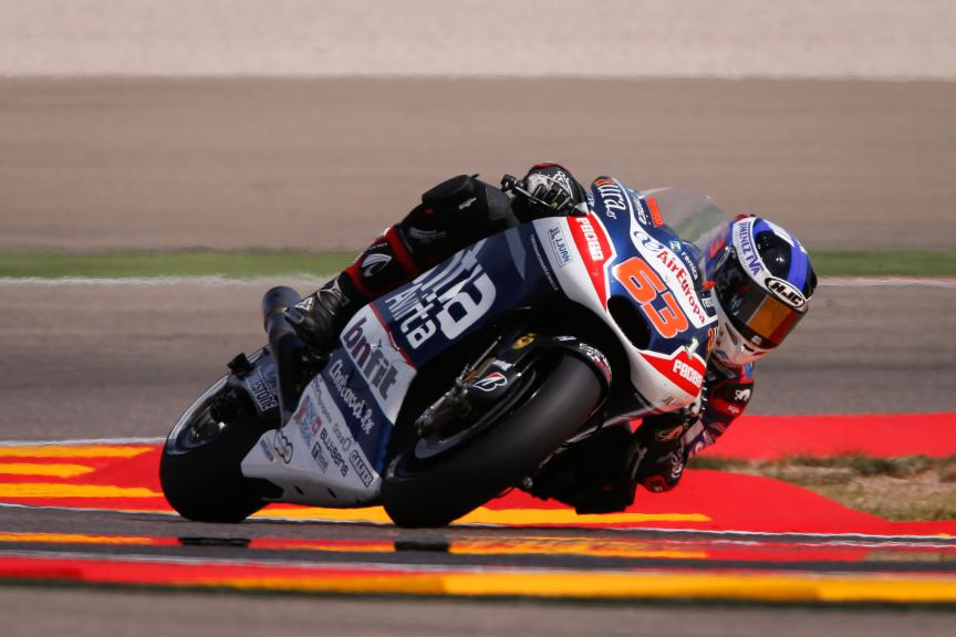Mike Di Meglio, Avintia Racing, Aragón GP RACE