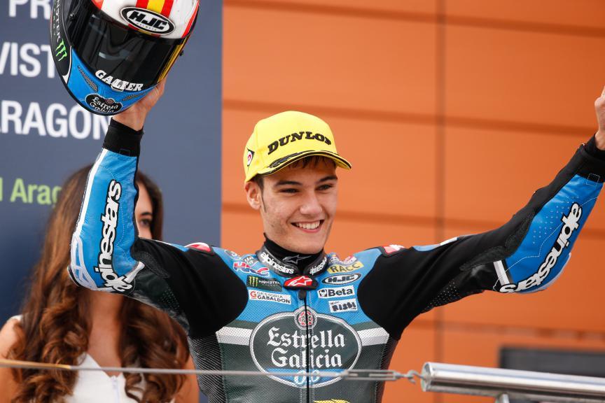 Jorge Navarro, Estrella Galicia 0,0, Aragón GP RACE