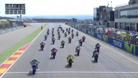 The full race session of the Moto2™ World Championship at the Aragon GP.